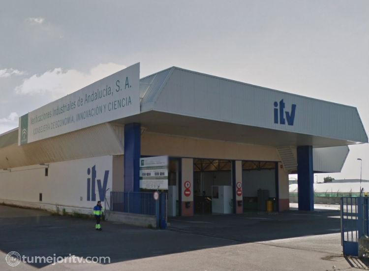 Cita precia para ITV en Chipiona, en la estación de Ctra. Intercomarcal A-480, Km.1,2